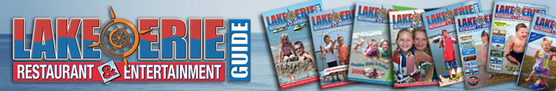 Lake Erie Restaurant and Entertainment Guide logo